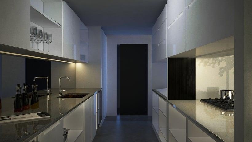 Interior Kitchen Design 0