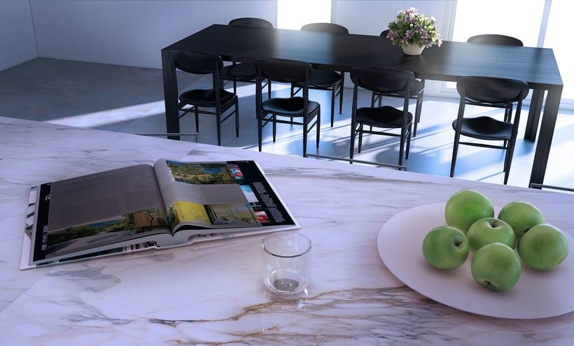 Interior Kitchen Design 1