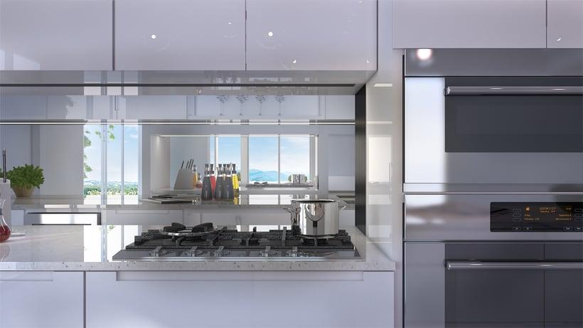 Interior Kitchen Design 2