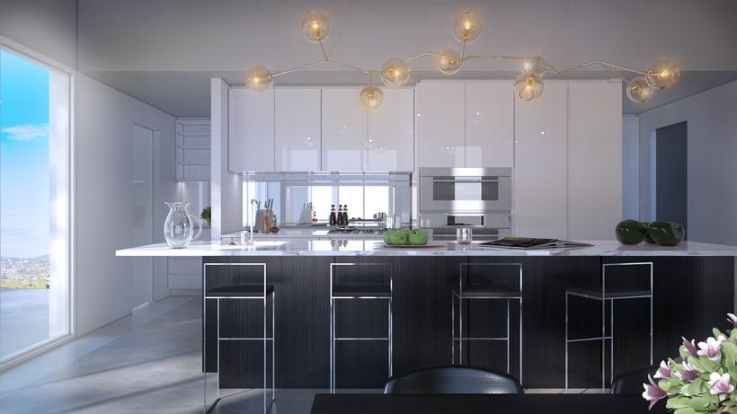 Interior Kitchen Design 3
