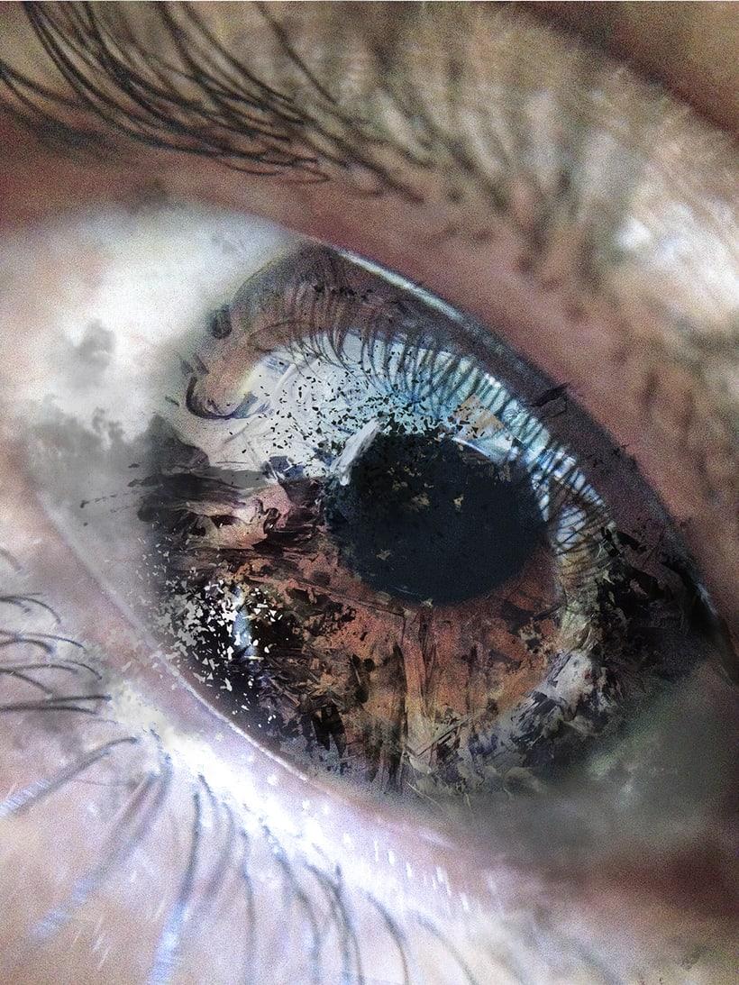 El mundo detrás de tus ojos | Domestika