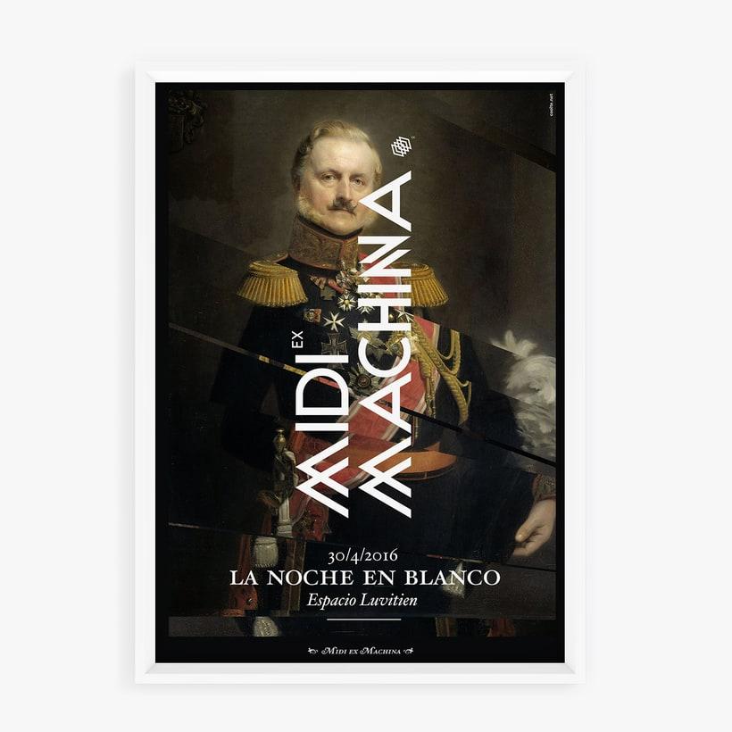 Midi Ex Machina | Posters | La noche en Blanco -1