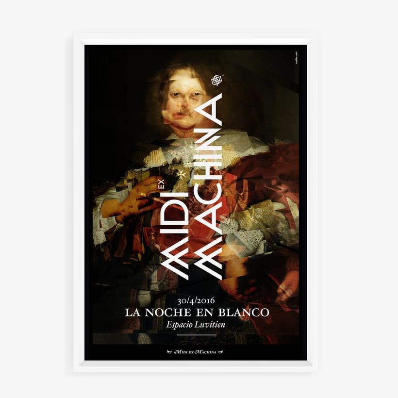 Midi Ex Machina | Posters | La noche en Blanco 0