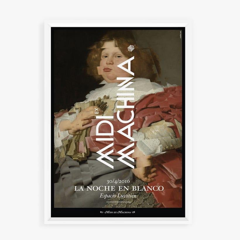 Midi Ex Machina | Posters | La noche en Blanco 1