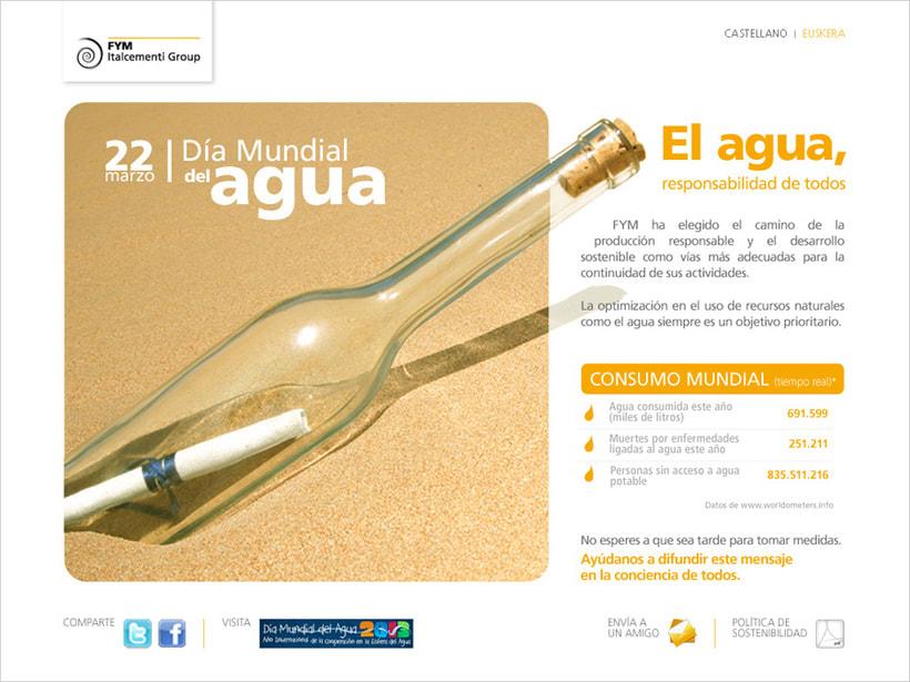 FYM - Día del agua 2013 1