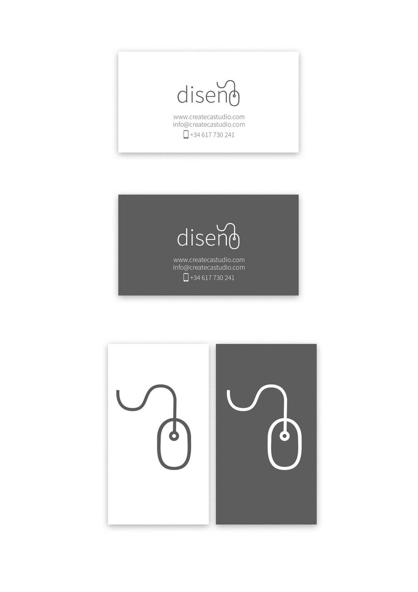 Tarjetas visita / Business cards 1