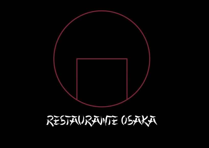Branding Restaurante Osaka -1