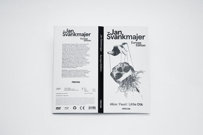 Jan Svankmajer — Special Edition 10