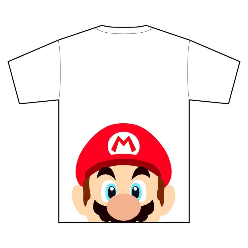Nintendo for Uniqlo 8