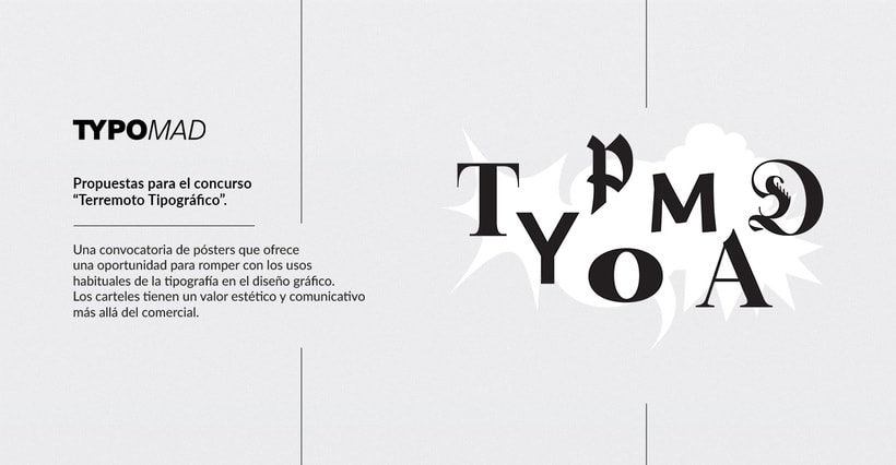 Posters for TypoMad 0