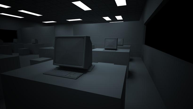 Proyecto final Máster de Diseño 3D. I'm Sleepee. Render con VRay. 1