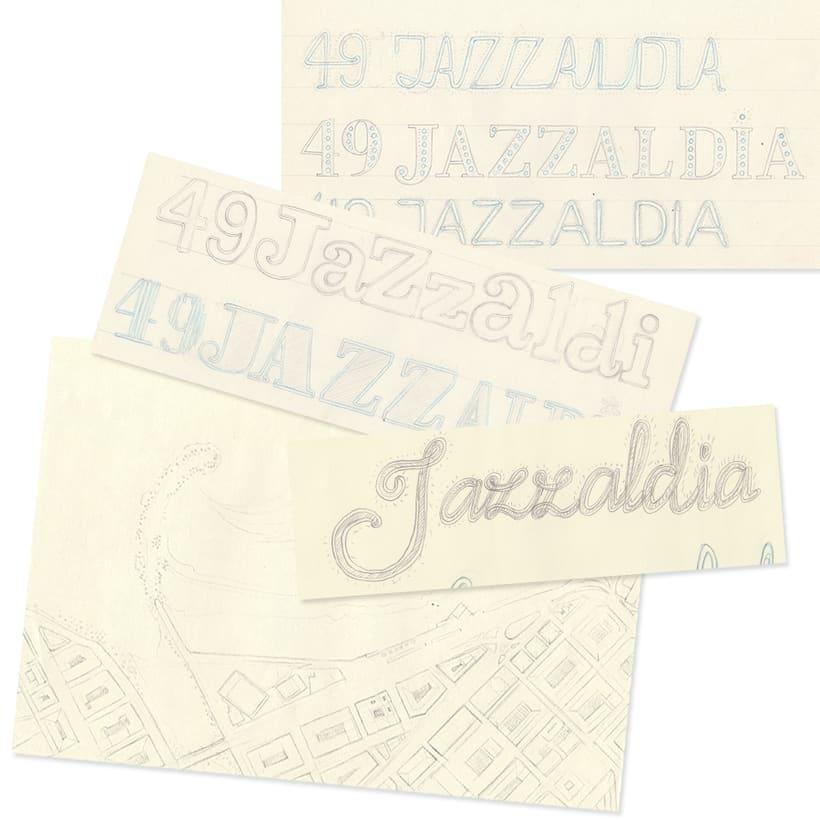 Diseño de Cartel Jazzaldia  1