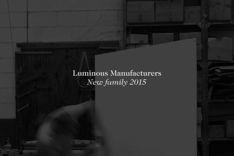 Luminous Manufacturers catalogue 0