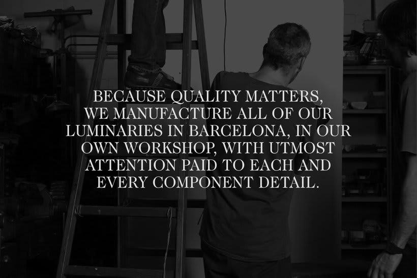 Luminous Manufacturers catalogue 3