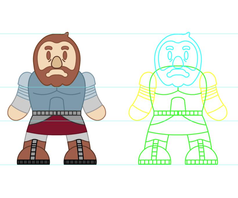 Diseño de Toy Art 0