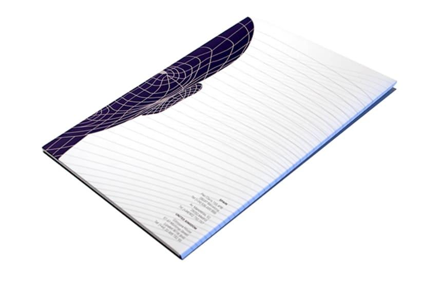 Graphic design | Corporate material. Herta Security 1