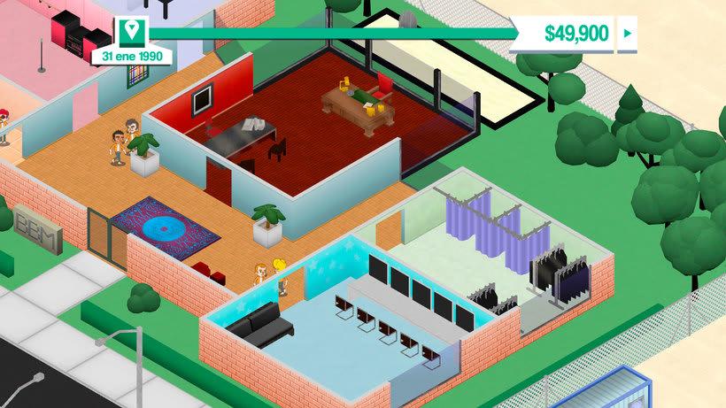 Proyectos de 3D y videojuegos 2
