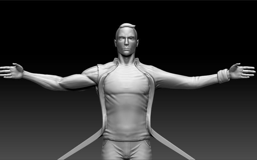 Proyectos de 3D y videojuegos 11