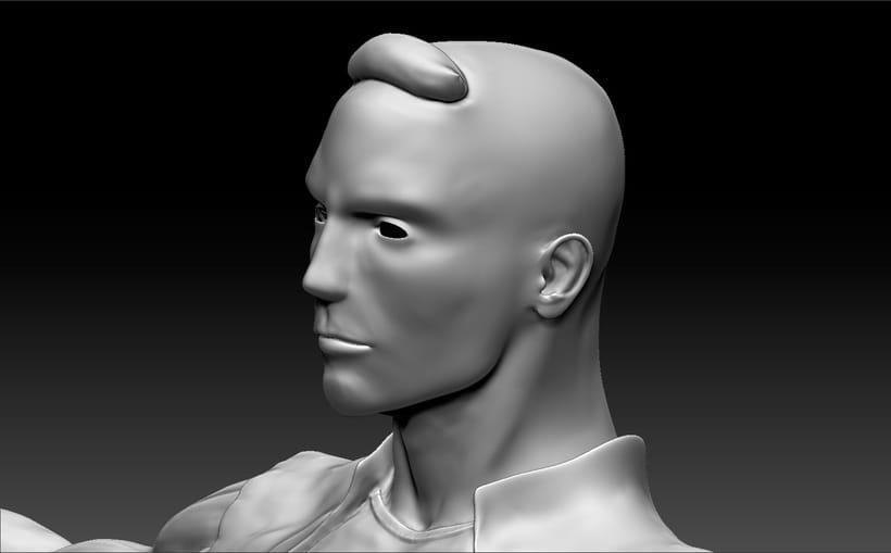 Proyectos de 3D y videojuegos 14