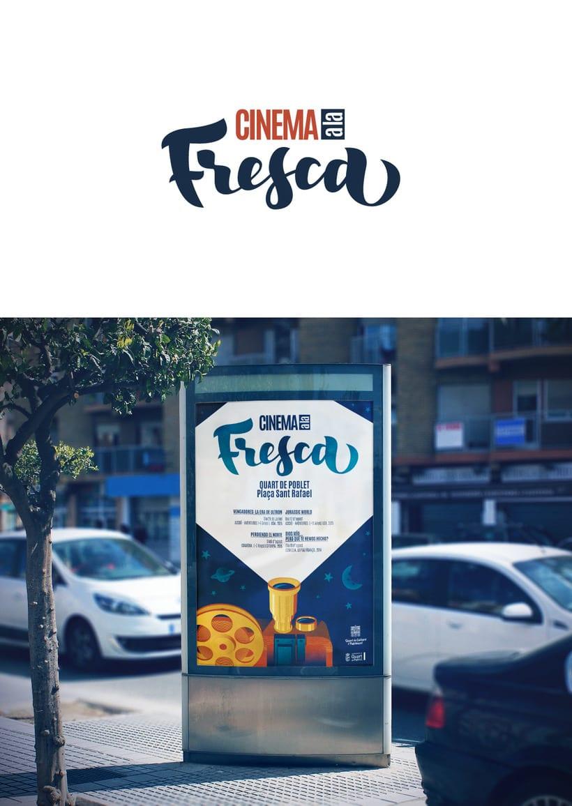 CINEMA A LA FRESCA 1