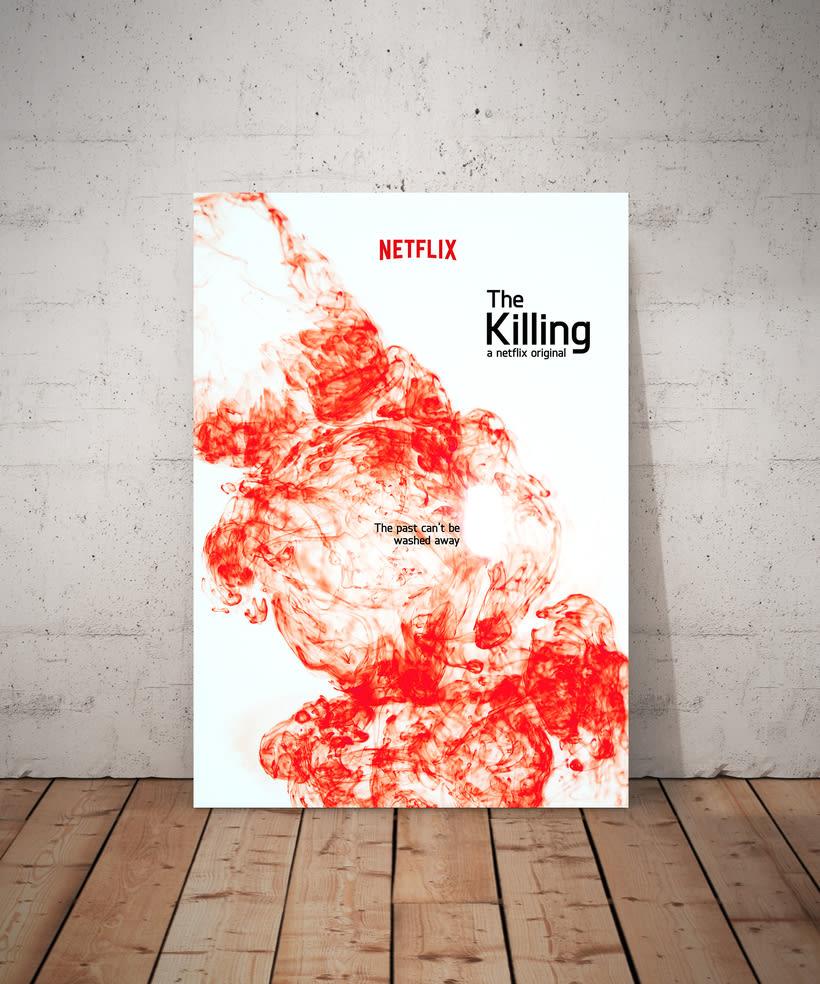 "Cartel Serie ""The Killing"" -1"