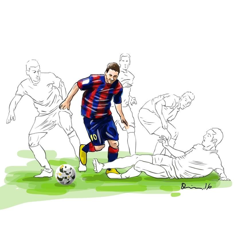 Messi -1