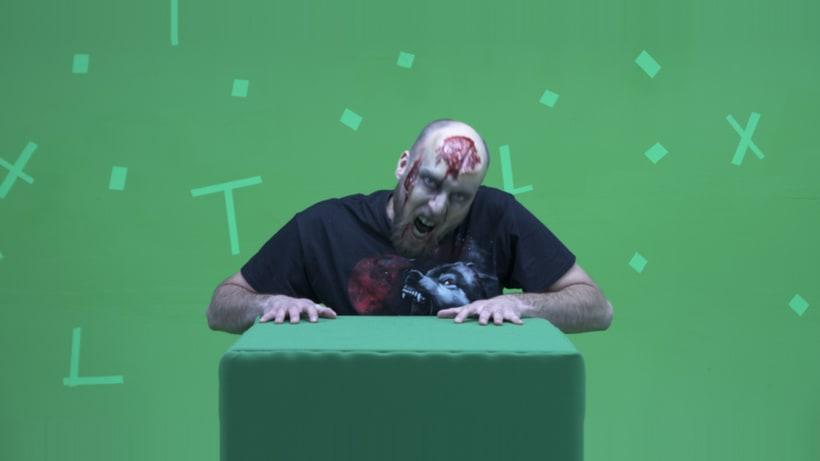 Práctica zombie. 0