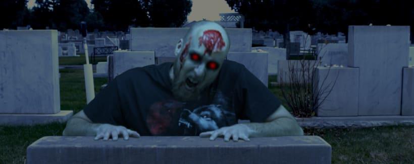 Práctica zombie. 2