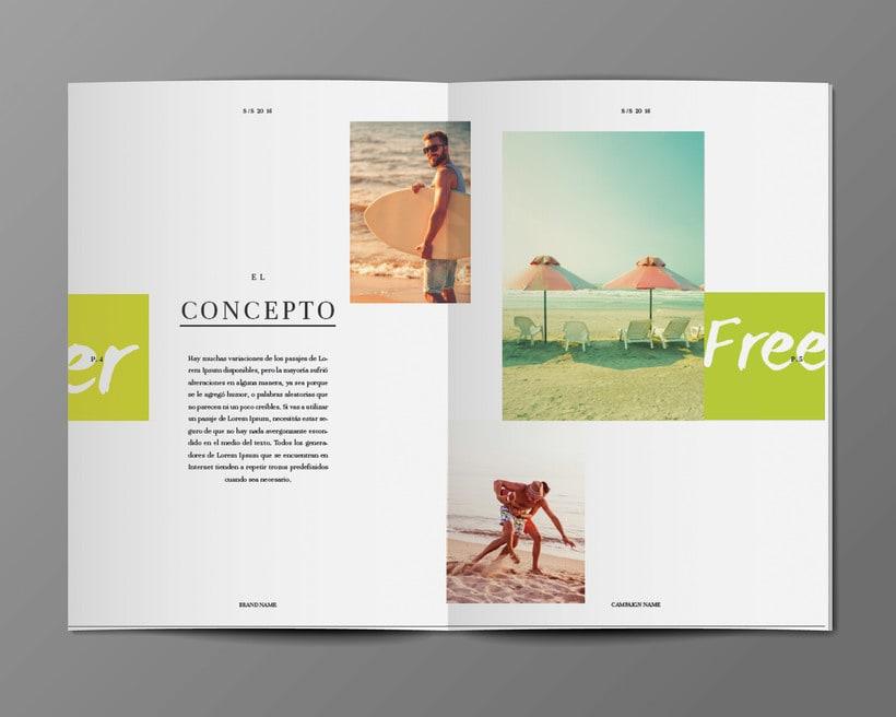 Diseño Bañadores y Catálogo 3
