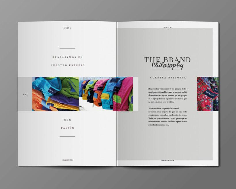 Diseño Bañadores y Catálogo 4