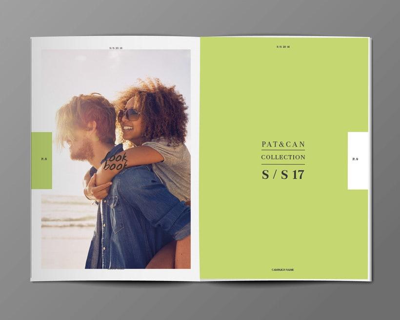 Diseño Bañadores y Catálogo 5