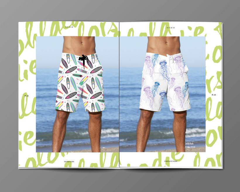 Diseño Bañadores y Catálogo 6
