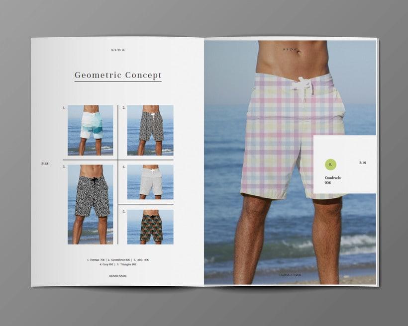 Diseño Bañadores y Catálogo 8