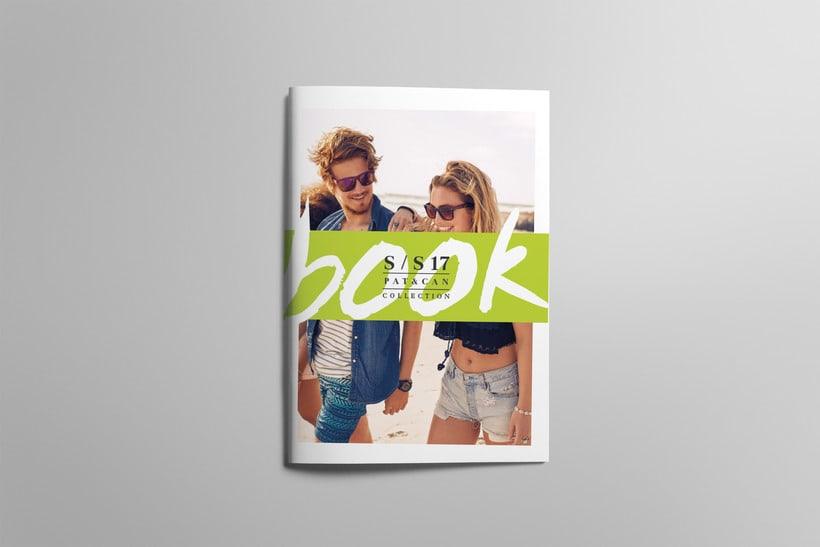 Diseño Bañadores y Catálogo 0