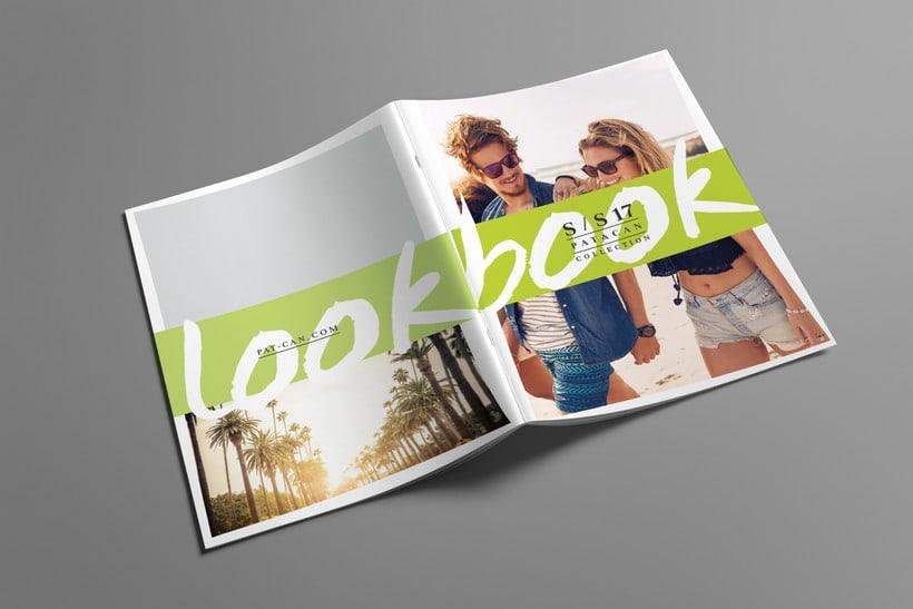 Diseño Bañadores y Catálogo 1