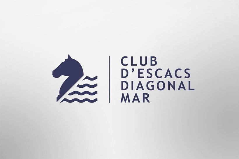 Club d'Escacs Diagonal Mar 0