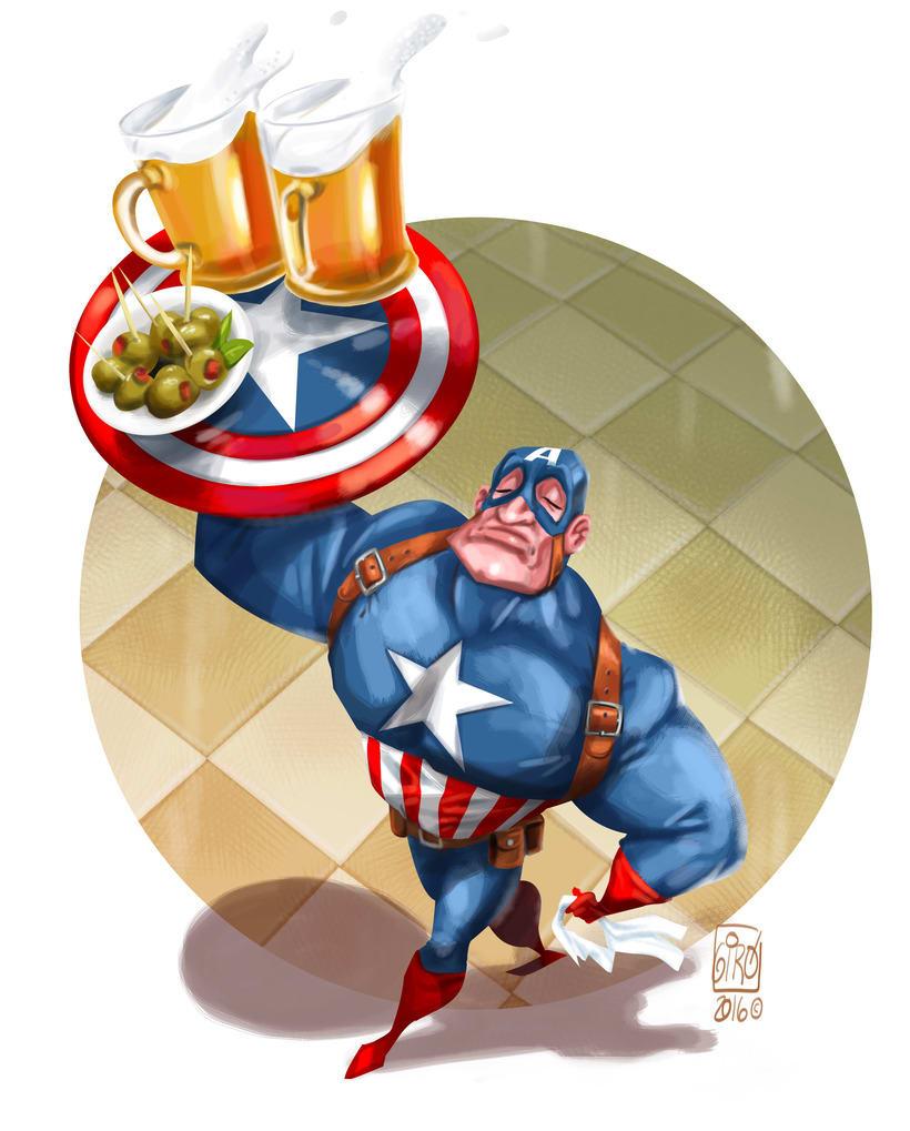 Capitan América -1