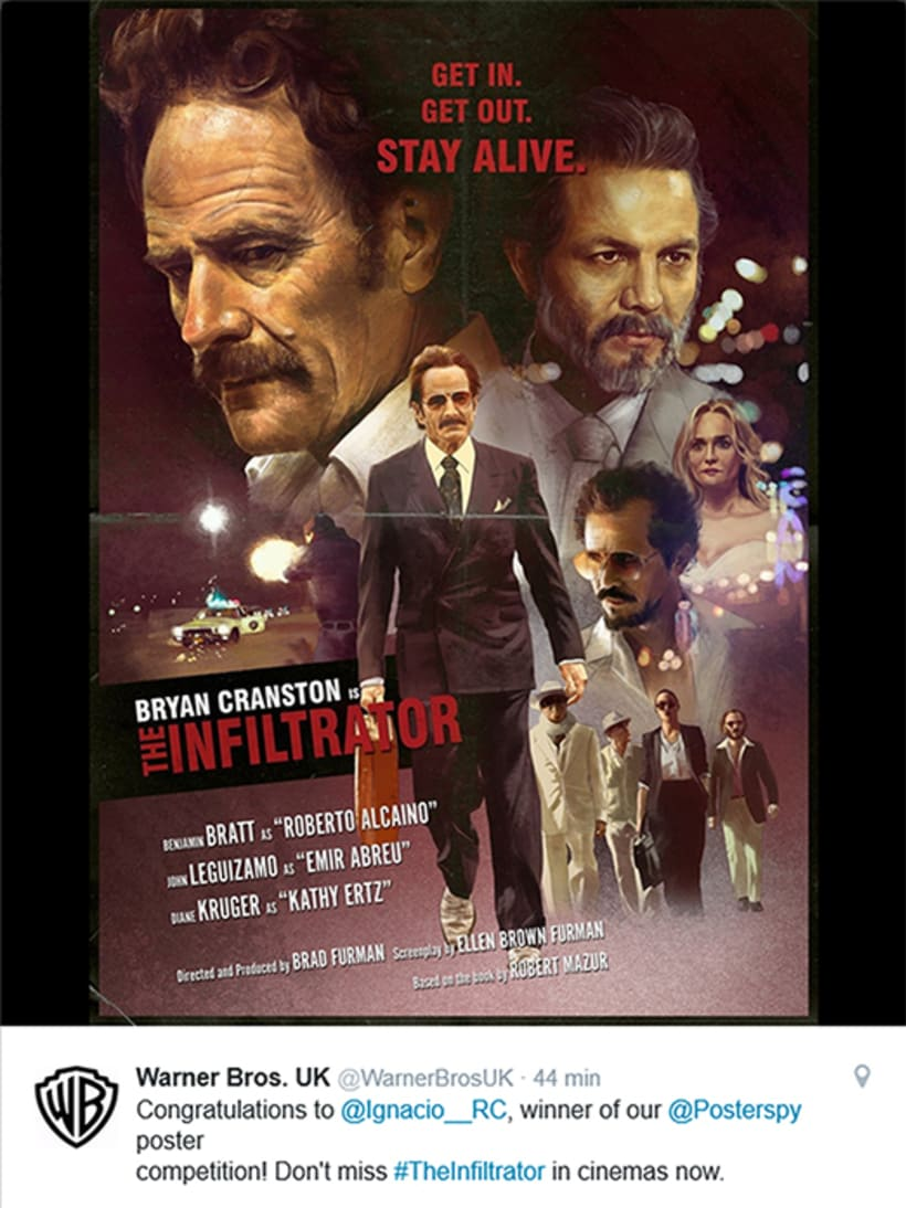 THE INFILTRATOR 2