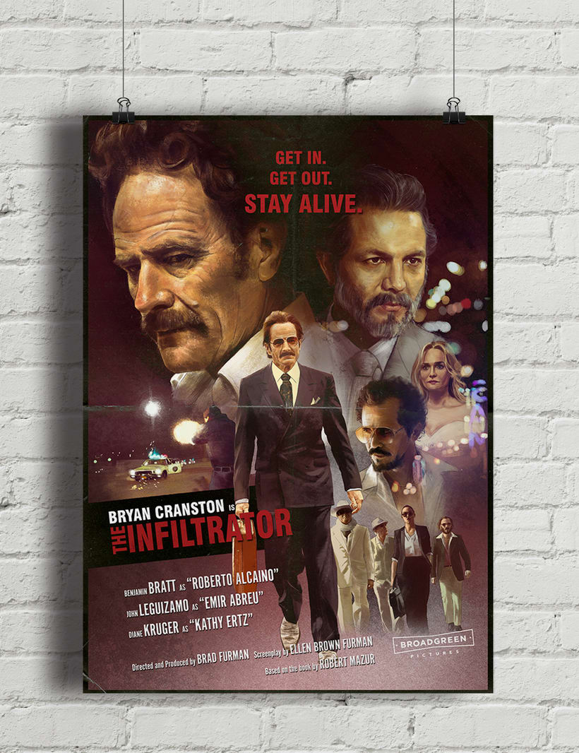THE INFILTRATOR 4