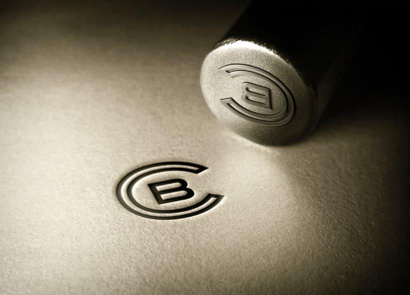 Diseño de logotipo para Braulio Castillo Abogados, un despacho de abogados multidisciplinar ubicado en Madrid 0