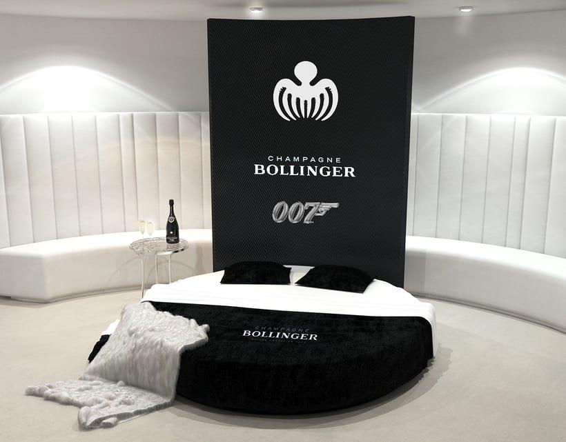 Evento Bollinger 007 2