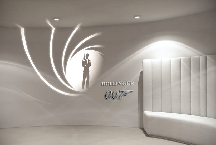 Evento Bollinger 007 5