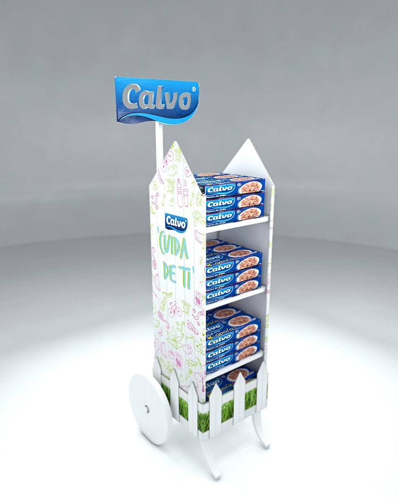 Propuestas para Calvo 0