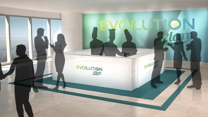 Evento Evolution (Koipesol, Carbonell) . Propuesta. -1
