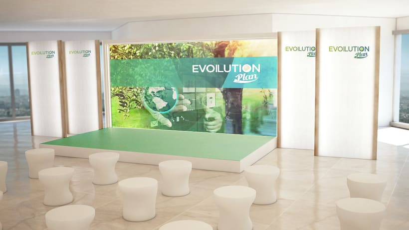 Evento Evolution (Koipesol, Carbonell) . Propuesta. 2