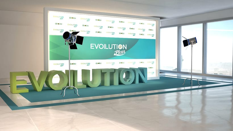 Evento Evolution (Koipesol, Carbonell) . Propuesta. 4