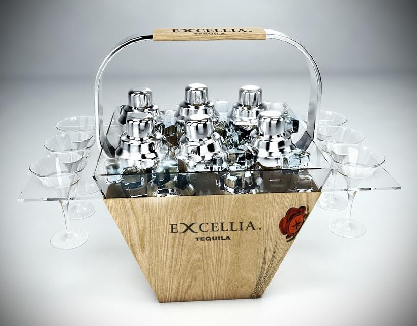 Propuestas bandejas tequila Excellia 0