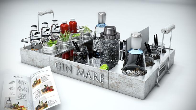 Propuestas para Gin Mare. 1