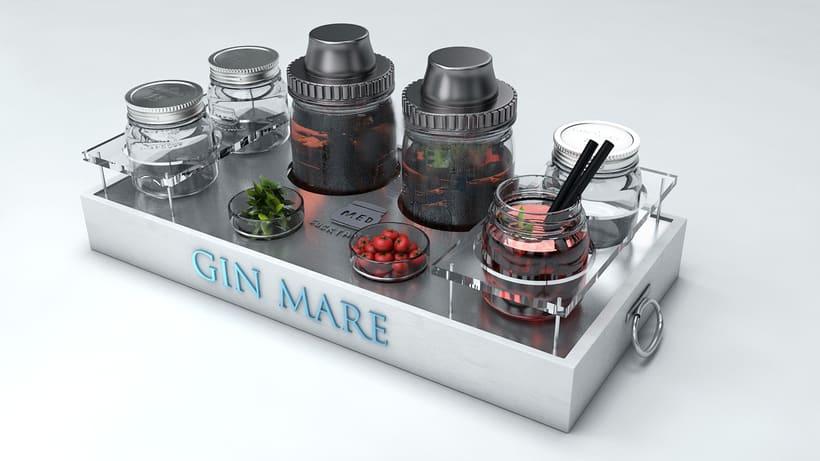 Propuestas para Gin Mare. 4