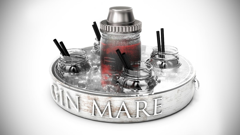 Propuestas para Gin Mare. 8